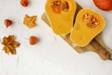 Не только на Хэллоуин: как тыква влияет на кожу лица
