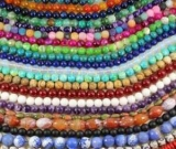 Как носить украшения из натуральных камней