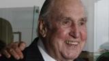 Знаменитого букмекера Билл Уотерхаус умирает в возрасте 97