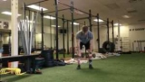 Становая с гантелями: техника выполнения, какие группы мышц работают