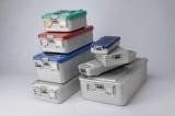 Коробка стерилизационная: описание, виды и классификация, фильтры, подставки, назначение и применение в медицине